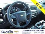 2021 Silverado Medium Duty Regular Cab DRW 4x2,  Cab Chassis #MH641844 - photo 7