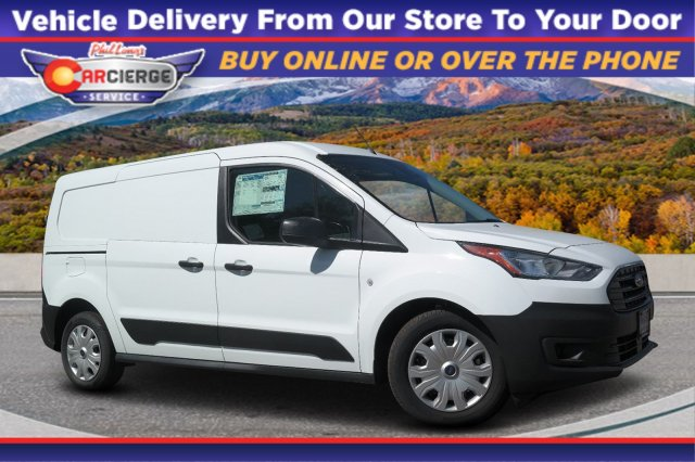 2020 Ford Transit Connect FWD, Empty Cargo Van #1446125 - photo 1
