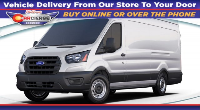 2020 Ford Transit 350 High Roof RWD, Empty Cargo Van #A01934 - photo 1