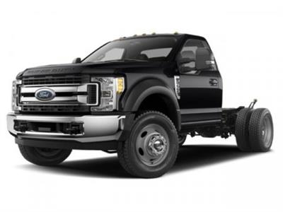 2020 Ford F-550 Regular Cab DRW 4x4, Cab Chassis #A04532 - photo 1