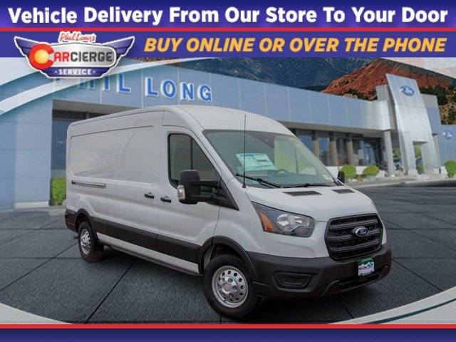 2020 Ford Transit 250 Med Roof AWD, Kargo Master Upfitted Cargo Van #A07985 - photo 1