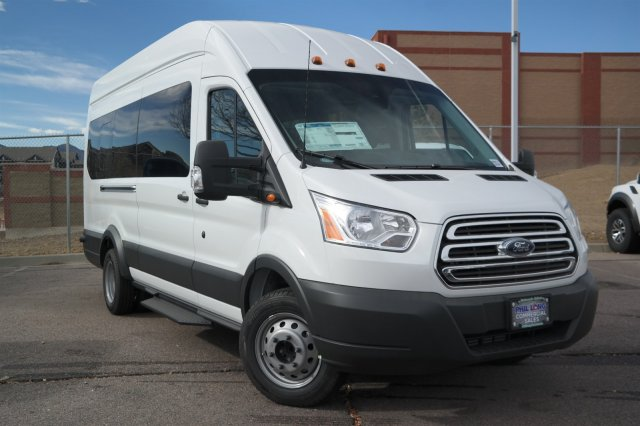 2018 Transit 350 HD High Roof DRW Passenger Wagon #A09812 - photo 16