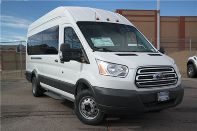 2018 Transit 350 HD DRW Passenger Wagon #A09812 - photo 1