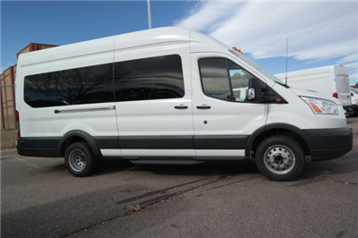 2018 Transit 350 HD DRW Passenger Wagon #A09812 - photo 3