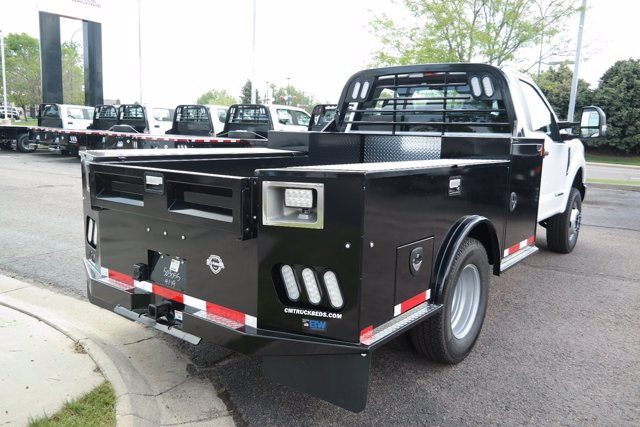 2019 F-350 Regular Cab DRW 4x4, CM Truck Beds Platform Body #A11295 - photo 1