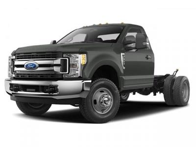 2019 F-350, CM Truck Beds Platform Body