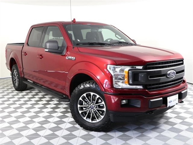 2018 F-150 SuperCrew Cab 4x4, Pickup #A14017A - photo 1