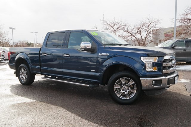 2015 F-150 SuperCrew Cab 4x4,  Pickup #A16071A - photo 5