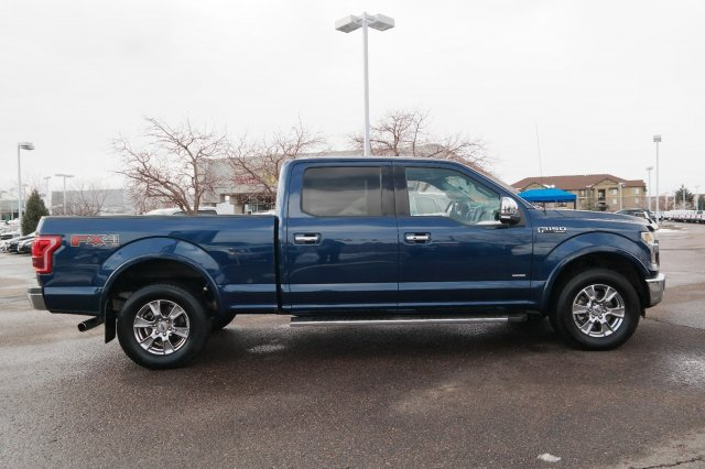 2015 F-150 SuperCrew Cab 4x4,  Pickup #A16071A - photo 9
