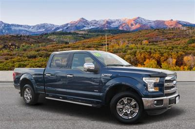 2015 F-150 SuperCrew Cab 4x4,  Pickup #A16071A - photo 4
