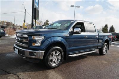 2015 F-150 SuperCrew Cab 4x4,  Pickup #A16071A - photo 3