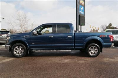2015 F-150 SuperCrew Cab 4x4,  Pickup #A16071A - photo 2