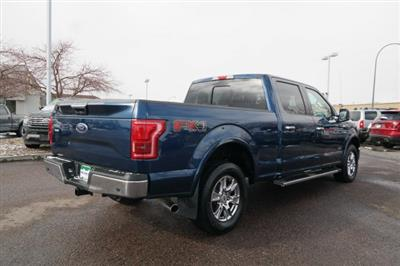 2015 F-150 SuperCrew Cab 4x4,  Pickup #A16071A - photo 8
