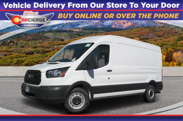 2019 Ford Transit 350 Med Roof RWD, Ranger Design Upfitted Cargo Van #A16692 - photo 1