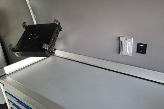 2019 Transit 350 Med Roof 4x2, Ranger Design Work Station Upfitted Cargo Van #A16692 - photo 12