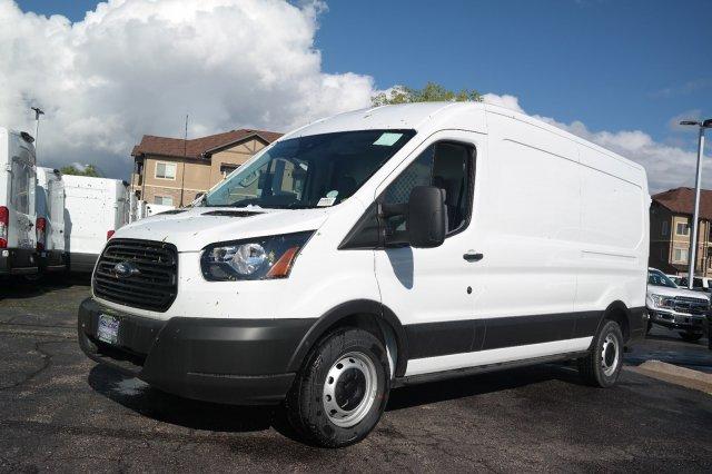 2019 Ford Transit 350 Med Roof RWD, Ranger Design Work Station Upfitted Cargo Van #A16692 - photo 6