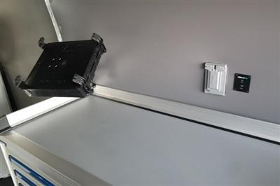 2019 Ford Transit 350 Med Roof RWD, Ranger Design Work Station Upfitted Cargo Van #A16692 - photo 12