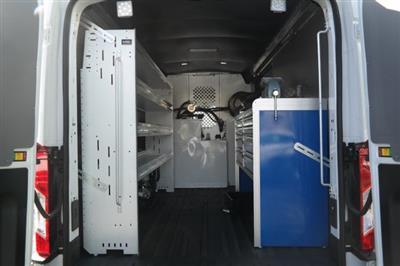 2019 Ford Transit 350 Med Roof RWD, Ranger Design Work Station Upfitted Cargo Van #A16692 - photo 2