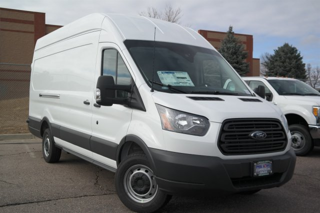 2018 Transit 250 High Roof, Cargo Van #A17260 - photo 1