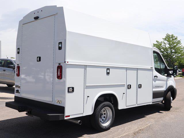 2021 Ford Transit 350 HD 4x2, Knapheide Service Utility Van #A20531 - photo 1