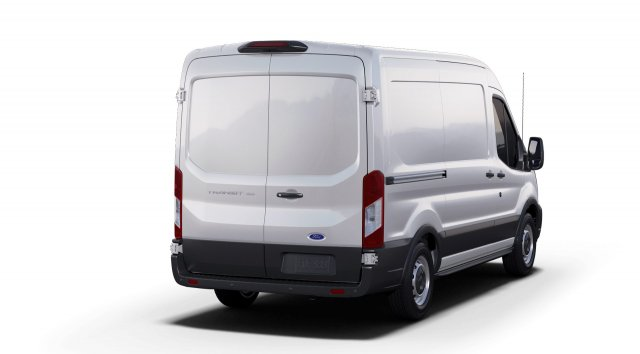 2020 Ford Transit 150 Med Roof RWD, Empty Cargo Van #A35565 - photo 3