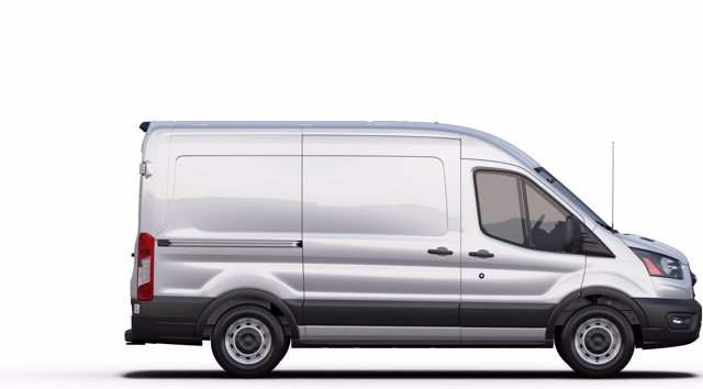 2020 Ford Transit 150 Med Roof RWD, Empty Cargo Van #A35566 - photo 5
