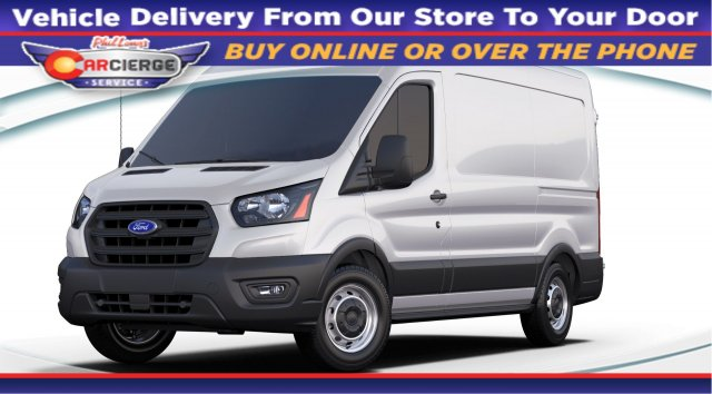 2020 Ford Transit 250 Med Roof RWD, Empty Cargo Van #A35568 - photo 1