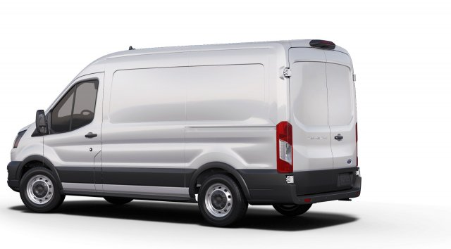 2020 Ford Transit 250 Med Roof RWD, Empty Cargo Van #A35568 - photo 2