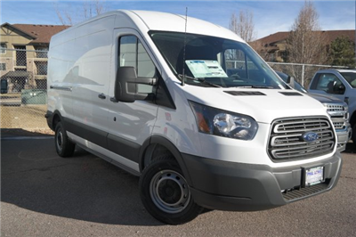 2018 Transit 350, Cargo Van #A35896 - photo 1