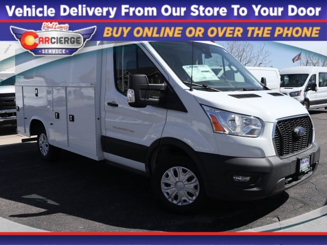 2020 Ford Transit 350 HD DRW AWD, Knapheide Service Utility Van #A50507 - photo 1