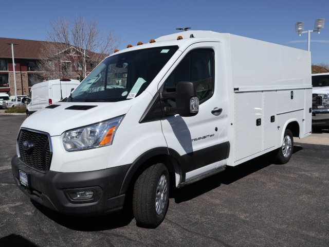 2020 Ford Transit 350 HD DRW AWD, Knapheide KUV Service Utility Van #A50507 - photo 7
