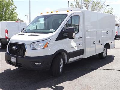 2020 Ford Transit 350 RWD, Knapheide KUV Service Utility Van #A50701 - photo 4