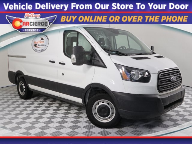 2019 Transit 150 Low Roof 4x2, Real Fleet Solutions Upfitted Cargo Van #A53870 - photo 1