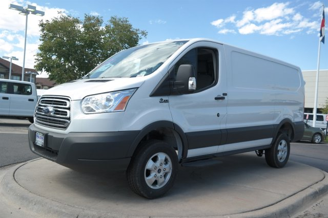 2018 Transit 250 Low Roof 4x2,  Quigley Motor Company Empty Cargo Van #A54650 - photo 6