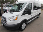 2017 Transit 350 Medium Roof Passenger Wagon #A71760 - photo 1