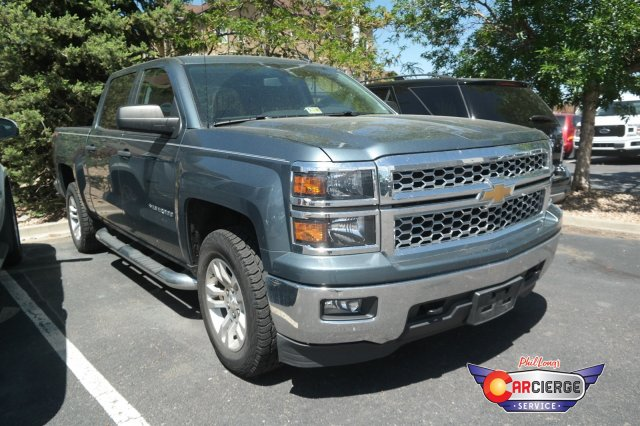 2014 Silverado 1500 Crew Cab 4x4,  Pickup #A80115A - photo 1