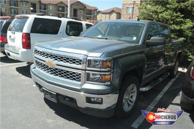 2014 Silverado 1500 Crew Cab 4x4,  Pickup #A80115A - photo 2