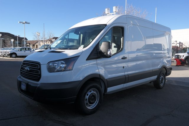 2018 Transit 250 Med Roof 4x2,  Sortimo Upfitted Cargo Van #A93064 - photo 6