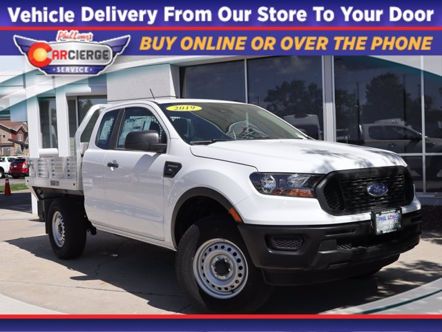 2019 Ford Ranger Super Cab 4x2, Scott Platform Body #A98844 - photo 1