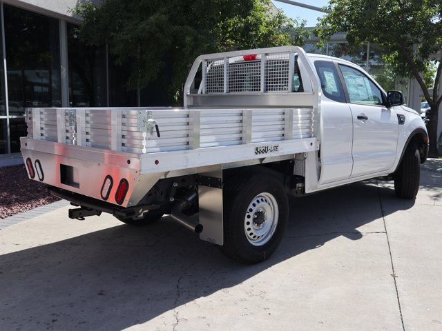 2019 Ford Ranger Super Cab RWD, Cab Chassis #A98844 - photo 2