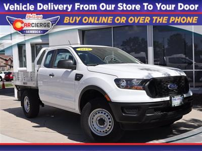 2019 Ford Ranger Super Cab RWD, Cab Chassis #A98844 - photo 1