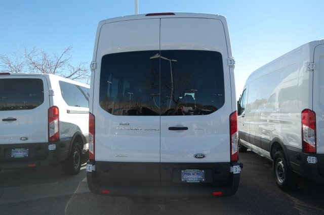 2017 Transit 350 HD High Roof DRW Passenger Wagon #B27468 - photo 4