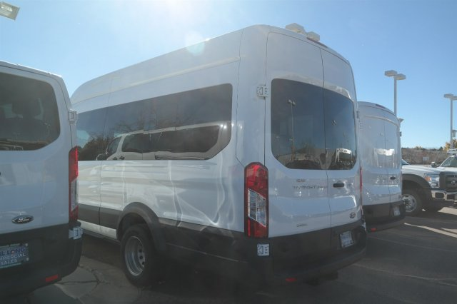 2017 Transit 350 HD High Roof DRW Passenger Wagon #B27468 - photo 2