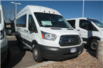 2017 Transit 350 HD High Roof DRW Passenger Wagon #B27468 - photo 1