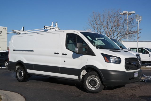 2018 Transit 250 Low Roof 4x2,  Empty Cargo Van #B40924 - photo 4