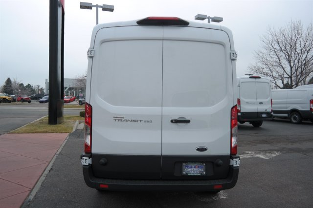 2018 Transit 250 Med Roof 4x2,  Sortimo Upfitted Cargo Van #B43401 - photo 2