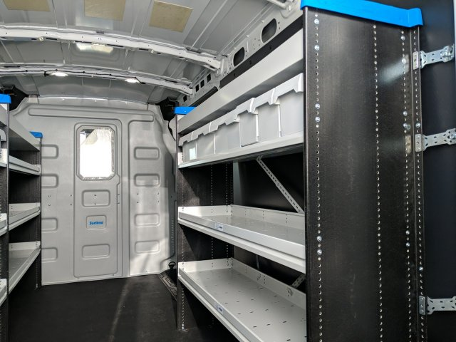 2018 Transit 250 Med Roof 4x2,  Sortimo Upfitted Cargo Van #B43402 - photo 14