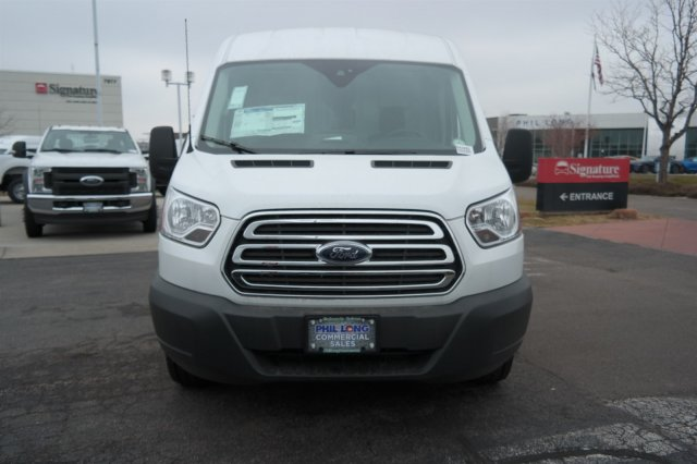 2018 Transit 250 Med Roof 4x2,  Sortimo Upfitted Cargo Van #B43402 - photo 4