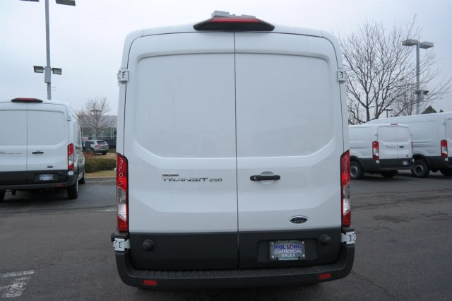 2018 Transit 250 Med Roof 4x2,  Sortimo Upfitted Cargo Van #B43402 - photo 2