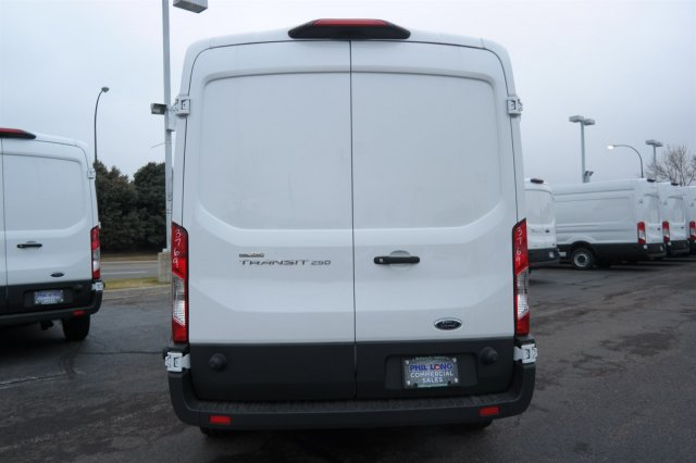 2018 Transit 250 Med Roof 4x2,  Sortimo Upfitted Cargo Van #B43403 - photo 2